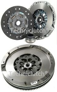 LUK DUAL MASS FLYWHEEL DMF AND COMPLETE CLUTCH KIT FOR BMW 3 SERIES 330 D 240MM