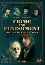 CRIME AND PUNISHMENT / PRESTUPLENIE I NAKAZANIE FYODOR DOSTOEVSKIY ENGLISH SUBS