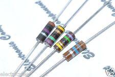 2pcs -Allen Bradley 100R ohm 0.5W (1/2W) 10% Carbon Composition Resistor