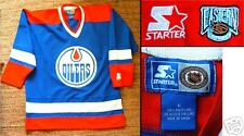 hockey jersey Oilers STARTER size L used