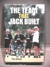 THE TEAM THAT JACK BUILT Paul Rowan Mainstream Sport Calcio Irlanda Irlandese di