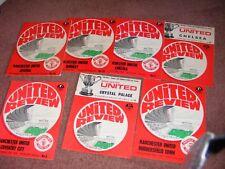MAN UTD-UNITED V ARSENAL-1970-1971-DOUBLE WINNERS-LEAGUE CHAMPIONS