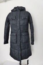 Barbour Faring  Quilted Parka Jacket Black LQU0780BK118 UK 10 US 6 Euro 36