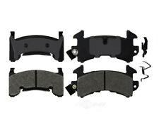 Disc Brake Pad Set-Premium Semi-Metallic Brake Pads Front,Rear IDEAL PMD154