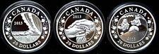 2013 CANADA $20 DOLLAR 99.99 FINE SILVER COINS Birth of Royal Infant w/Box & COA