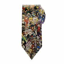 Anime tie Anime Necktie