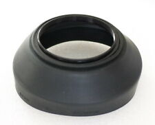 Mamiya M645 58mm Collapsible Rubber Lens Hood - for 55mm Lens - EXCELLENT