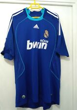 MAILLOT SHIRT FOOT CAMISETA REAL MADRID taille XL 2007/2008 Extérieur