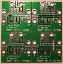 Develop Pcb for Mini-Circuits Sky Series Mixer, Qty.4