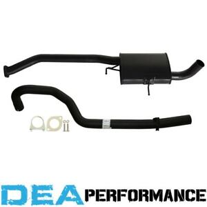 """Commodore VN VP VR (VS V8 Only) 2.5"""" Wag Ute DEA Catback Exhaust Tailpipe Rear"""