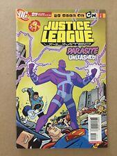 JUSTICE LEAGUE UNLIMITED #27 DC COMICS PARASITE SUPERMAN VF/NM WITH 3-D GLASSES