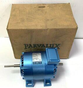New Parvalux 190w SD18 AC Electric Motor 3-Phase 2800RPM 2-Pole 50Hz W06295