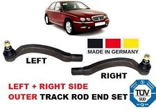 FOR ROVER 75 1.8 2.0 2.5 CDT CDTi 1999>NEW LEFT & RIGHT OUTER TIE TRACK ROD END