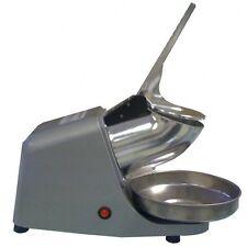 Electric Ice Crusher shaver commercial ice balls gola slush machine HEAVY DUTY