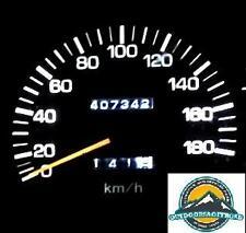 Toyota Landcruiser 100 series 1998-2002 Dash  LED kit WHITE globes