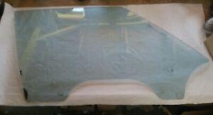 79-83 DATSUN 280ZX PASSENGER RH DOOR GLASS WINDOW OEM NISSAN FITS 4 SEATER 2+2