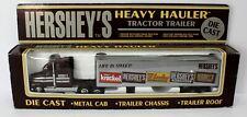 K-Line 1:48 O Scale  Semi Hersheys Life is Sweet  NIB 1992 Heavy hauler