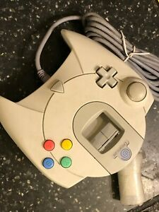 SEGA DREAMCAST CONTROL PAD JOYPAD CONTROLLER TESTED, WORKING PERFECT & VGC