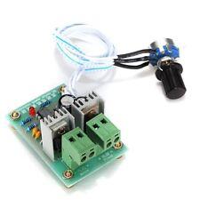 Interruptor 10A DC 12V 24V 36V Motor Speed Pulse Controller Driver de con O9P2