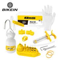 Fahrrad Entlüftungskit Werkzeug Kit für Shimano Tektro MTB Scheibenbremsen Neu