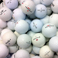 50 Mixed ECONOMY Lake Golf Balls - GRADE B/AA - Great for Range or Play