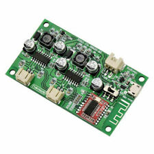 5V 6W+6W 2-Channel Stereo Bluetooth Amplifier Board Lithium Battery Powered AMP