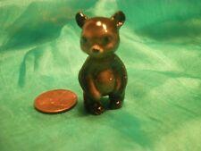 Vintage Hagen-Renaker Bear Cub Miniature late 60's