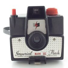 Imperial Flash Mark XII Camera Herbert George Co Chicago 6 Il Made in USA N836