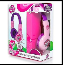 My little pony PINKIE PIE kid safe headphones FREE SHIPPING!!