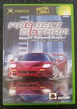 Project Gotham Racing World Street Racer Japanese Microsoft Xbox