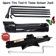 Genuine Spare Tire Lug Wrench Tool Jack Set OEM For Dodge Ram 1500+Scissor Jack