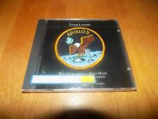 APOLLO 11 LUNAR LANDING Space NASA Music Radio Transmissions Patch + CD NEW