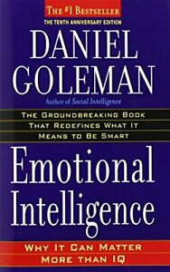 Emotional Intelligence: 10th Anniversary Edition; Why It... by Daniel P. Goleman