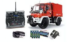 Tamiya 1:12 Unimog Feuerwehr 100% RTR - 500707109