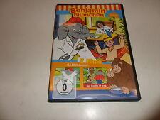 DVD  Benjamin Blümchen als Kinderarzt / Der Gorilla ist weg