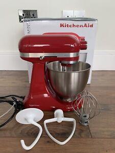 KitchenAid 3.3L Mini 5KSM3311XBER Stand Mixer Empire Red
