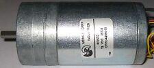 Merkle Korff Gearhead High Torque Motor w/ Tachometer Output - 12V - 85 RPM