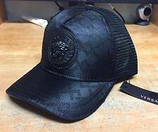 MENS BLACK MEDUZA SNAPBACK BASEBALL HAT CAP NEW WITH TAGS