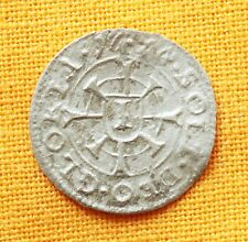 Medieval Austrian Coin -  Silver Kreuzer, 17. Century