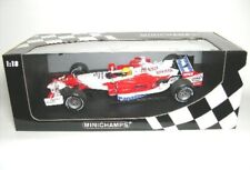 Toyota Racing No.7 Formel 1 Showcar 2006 (Ralf Schumacher) 1:18 Minichamps