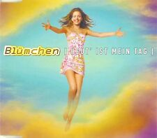 Maxi CD - Blümchen - Heut' Ist Mein Tag - #A2052