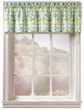 New Hello Kitty Hello Again Green Blue White Window Treatment Valance 60 X 14
