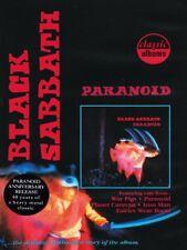BLACK SABBATH - PARANOID-CLASSIC ALBUMS (DVD) EAGLE VISION  DVD NEW