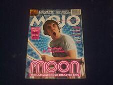 1998 SEPTEMBER MOJO MAGAZINE - ENGLAND - KEITH MOON - B 667