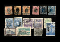 Brazil Lot Usad - Lot of 15 stamps used in Brazil