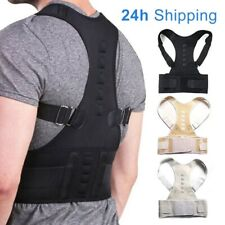 Adjustable TrueFit Posture Corrector Belt Bear Magnetic Support Corset FREE SHIP