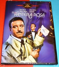LA PANTERA ROSA / The Pink Panther 1963 - Blake Edwards / Peter Sellers - Precin