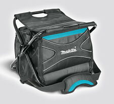 "MAKITA Professional 15"" Chair Tool Carry Bag with Strap / Organizer P-80961 NEW"