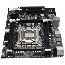 Computer ATX PC Motherboard For Intel X79 SOCKET LGA 2011 USB3.0 DDR3 For E5