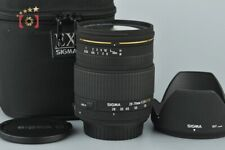 Excellent!! Sigma 28-70mm f/2.8 EX DG for Canon